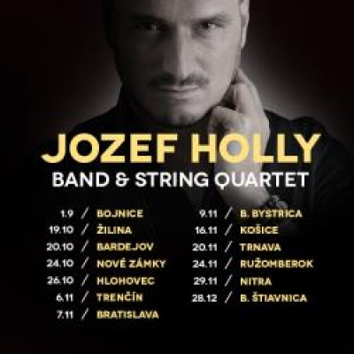 JOZEF HOLLY Band & String Quartet