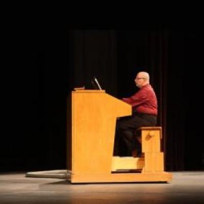 DAVID DI FIORE, organ / USA