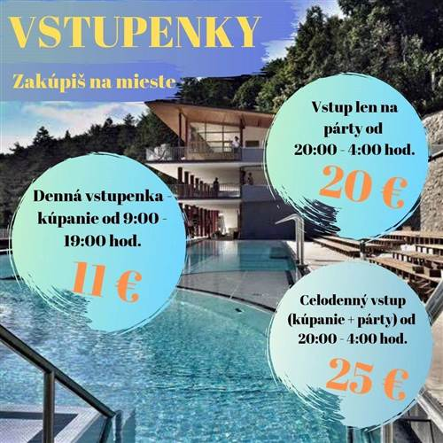 pool party na miest