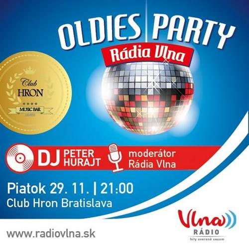 OLDIES PARTY RÁDIA VLNA