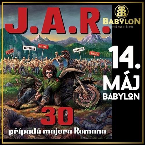 J.A.R. – 30 případů majora Romana