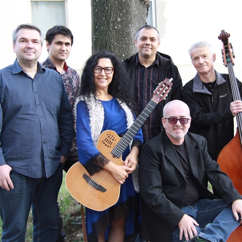 Romanika La Loba turné.