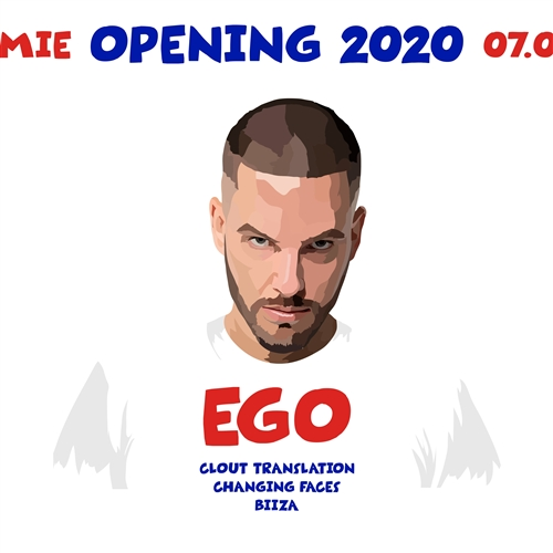 Podzemie Opening 2020 w./ BIIZA, CHANGING FACES, CLOUT TRANSLATION + special guest EGO