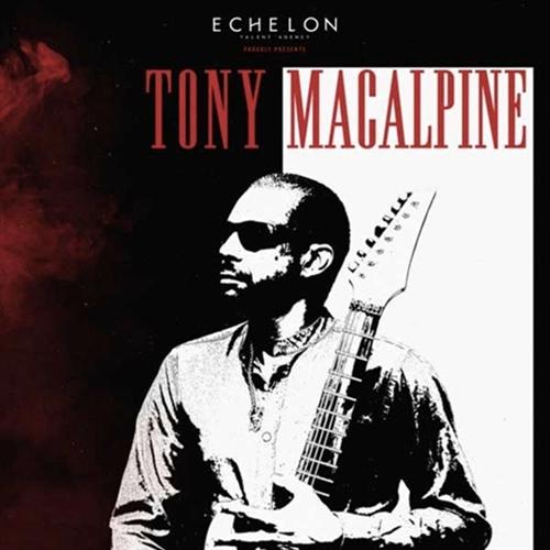 Tony MacAlpine - Electric Illusionist tour 2020
