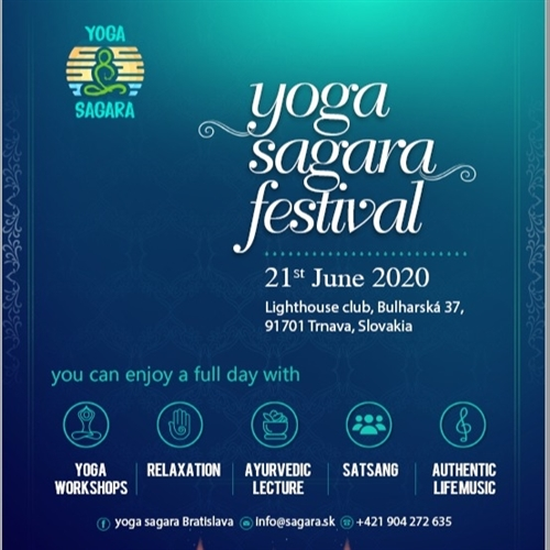 Yoga Sagara Festival