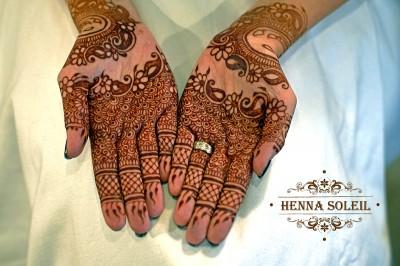 HENNA SOLEIL - Kurz maľovania hennou v Trnave